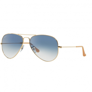 Ray-Ban Aviator large metal RB3025 - 001_3F